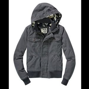 TNA Maverick Bomber Jacket